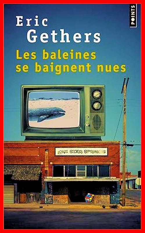Eric Gethers - Les baleines se baignent nues