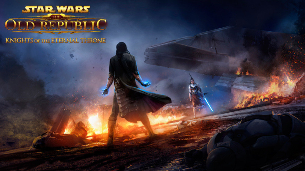 Star Wars The Old Republic : Knights Of The Eternal Throne