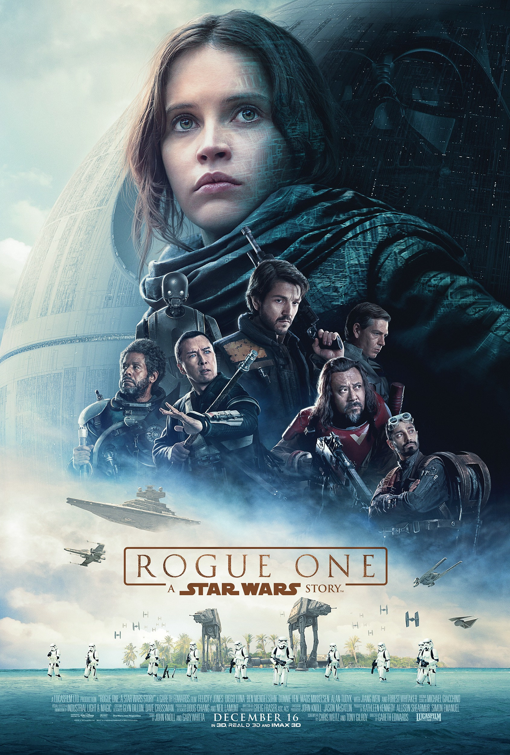 Rogue One : A Star Wars StoryRogue One : A Star Wars Story