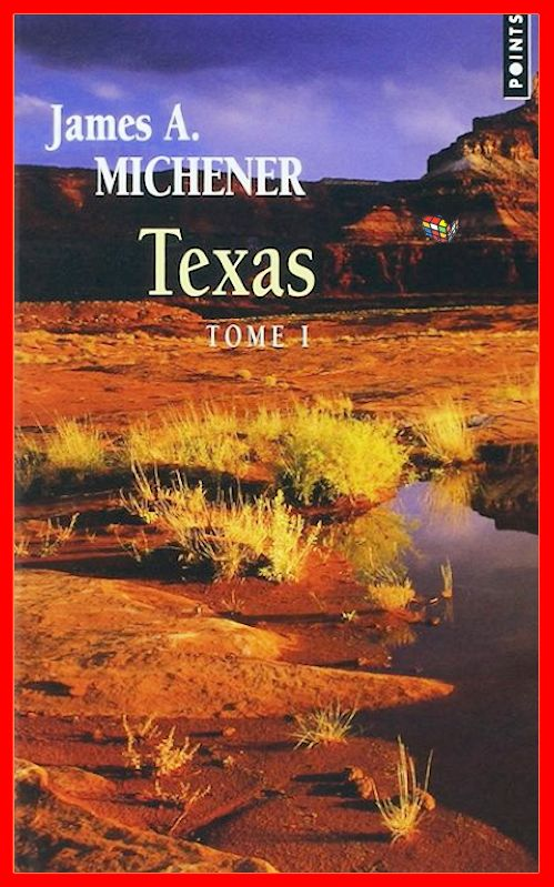 James A. Michener - Texas T1