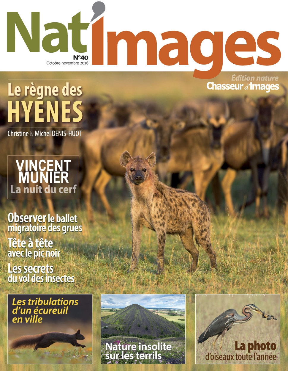 Nat'Images N°40 - Octobre/Novembre 2016