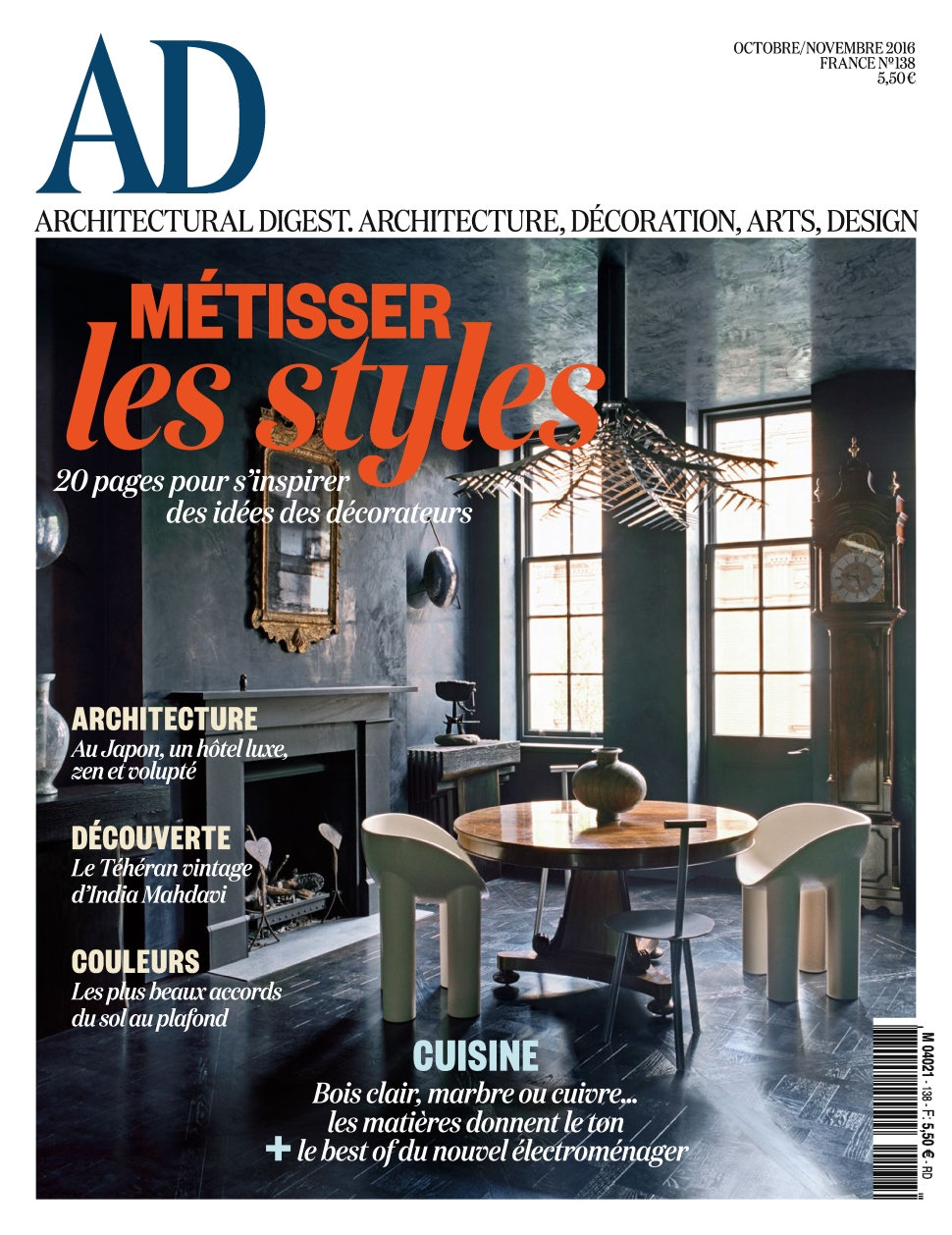 AD France N°138 - Octobre/Novembre 2016
