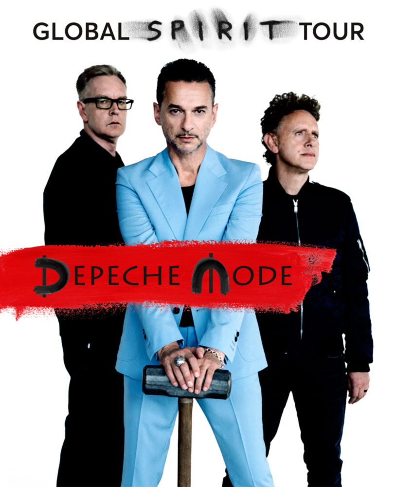 Depeche Mode : Global Spirit Tour