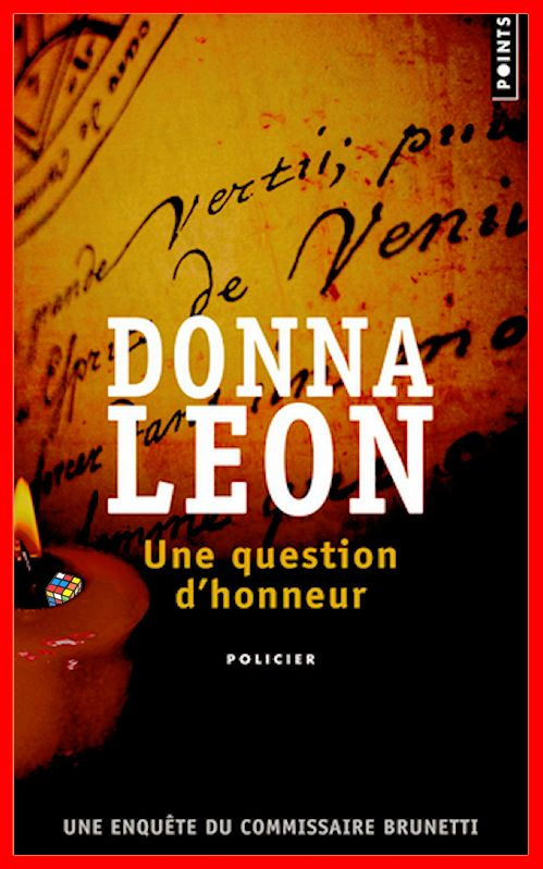 Donna Leon (2016) - Une question d'honneur