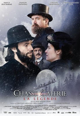 Chasse-Galerie : La légende french dvdrip
