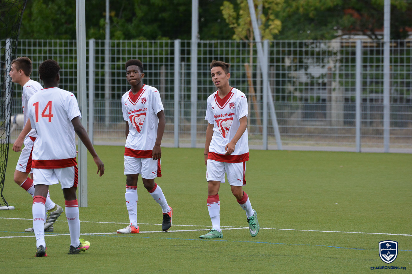 Cfa Girondins : Match nul en amical contre Toulouse - Formation Girondins