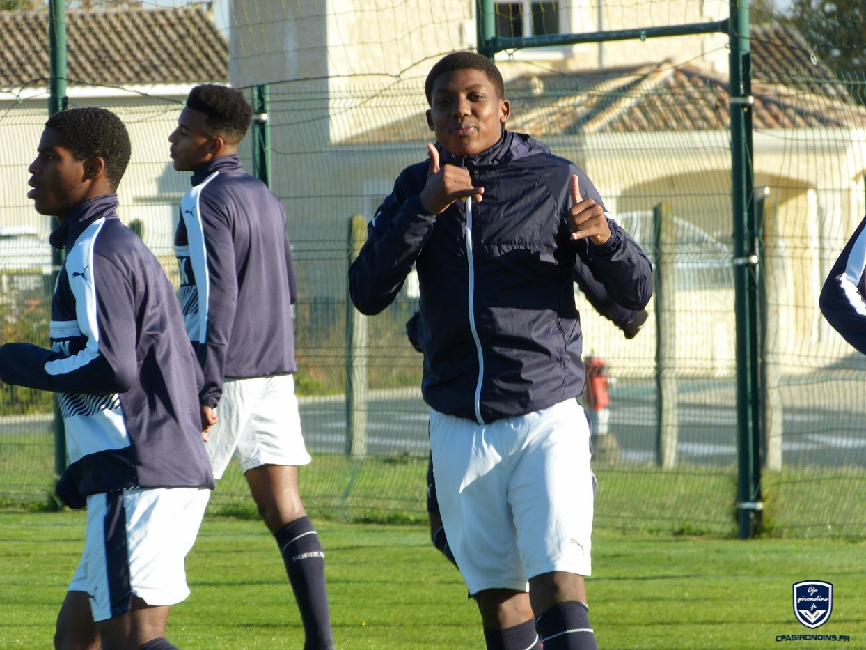 Cfa Girondins : Les Talents Foot National cette saison - Formation Girondins