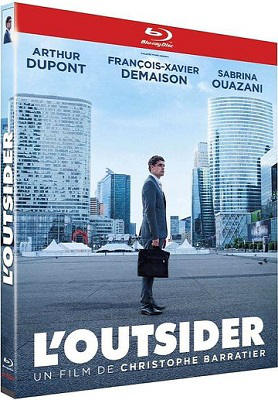 L'Outsider french bluray 1080p