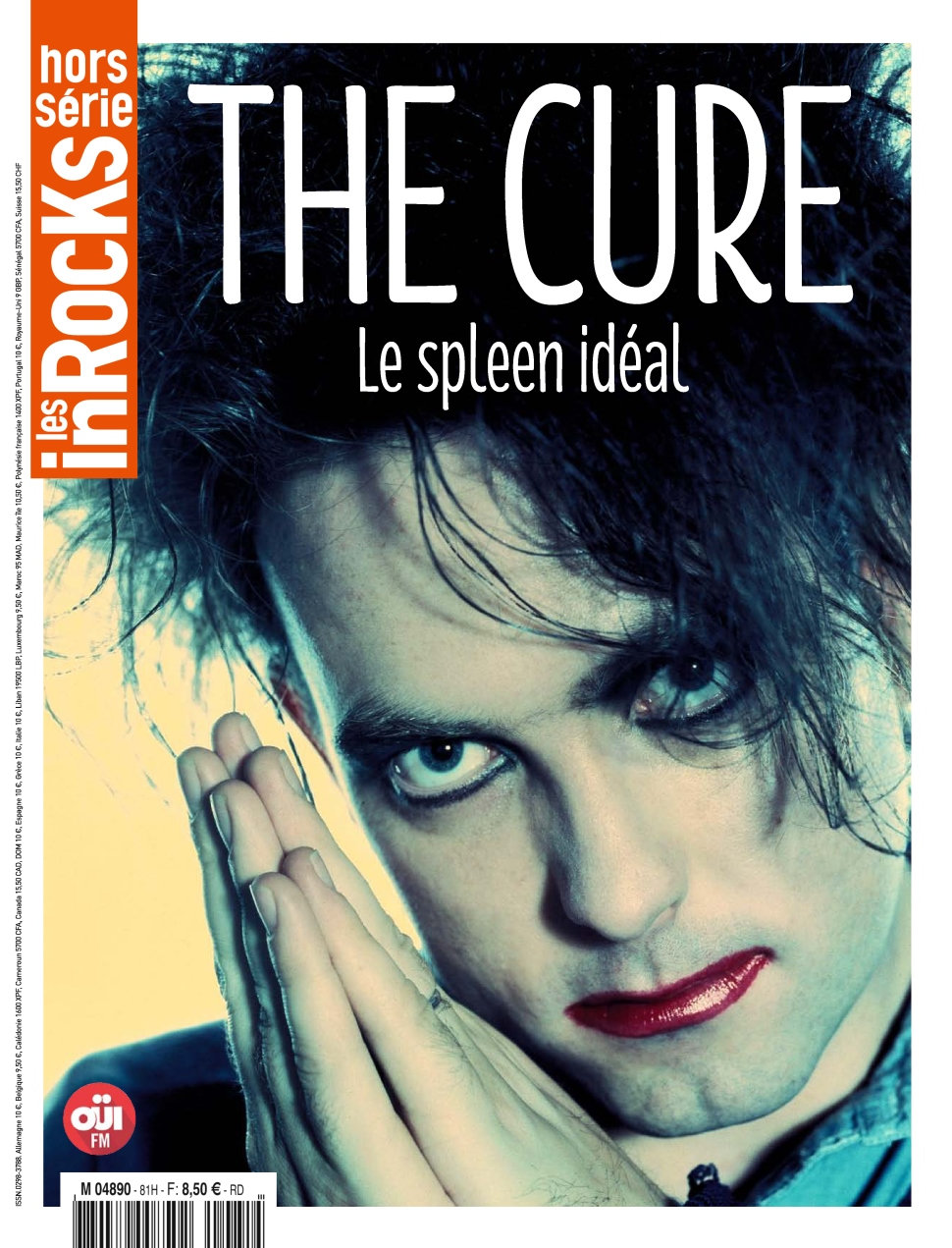 Les Inrockuptibles Hors-Série N°81 - The Cure 2016