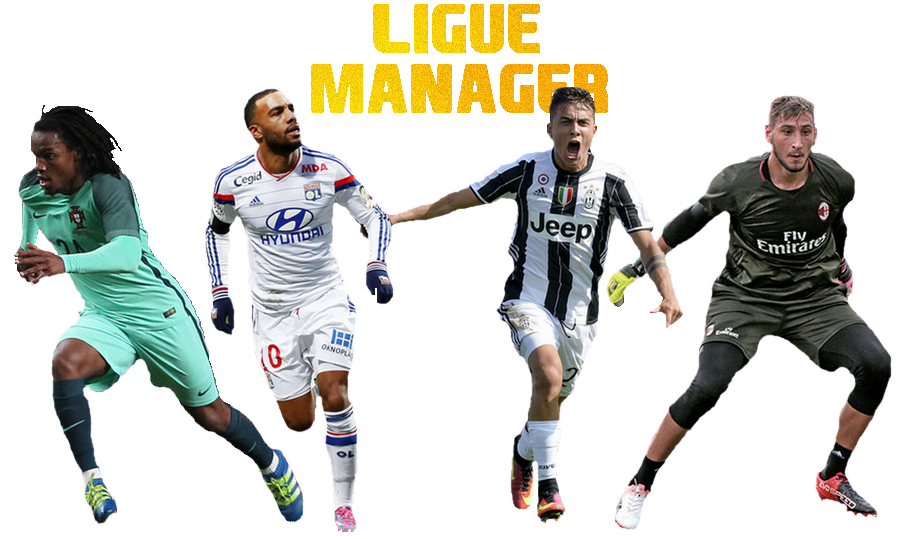 Ligue Manager - Fifa 17 - PS4