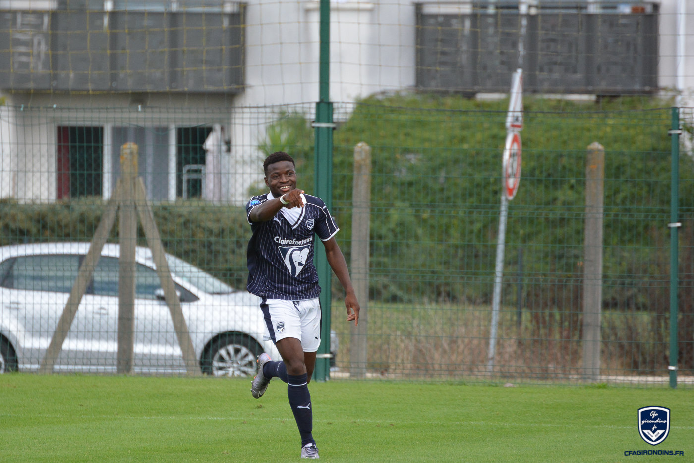 Cfa Girondins : Victoire contre Laval (4-2) - Formation Girondins
