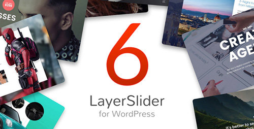 CodeCanyon - LayerSlider v6.0.0 - Responsive WordPress Slider Plugin