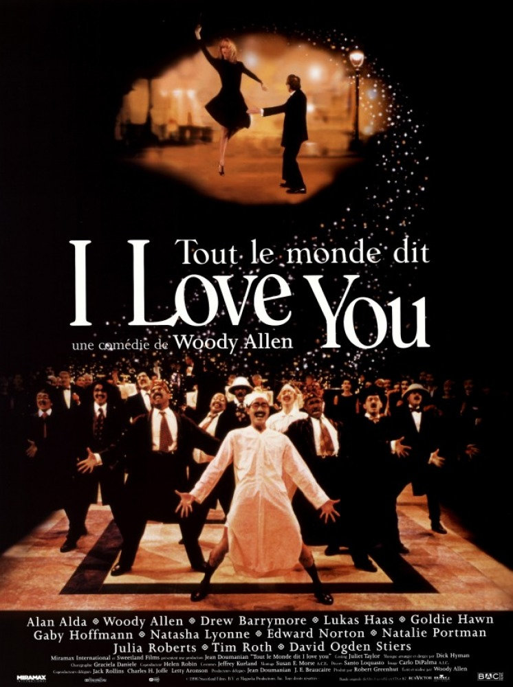 Tout le Monde dit 'I Love You' (vostfr)
