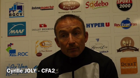 Cfa Girondins : Cyrille Joly (RVF) - « On aurait pu le gagner comme on aurait pu le perdre » - Formation Girondins