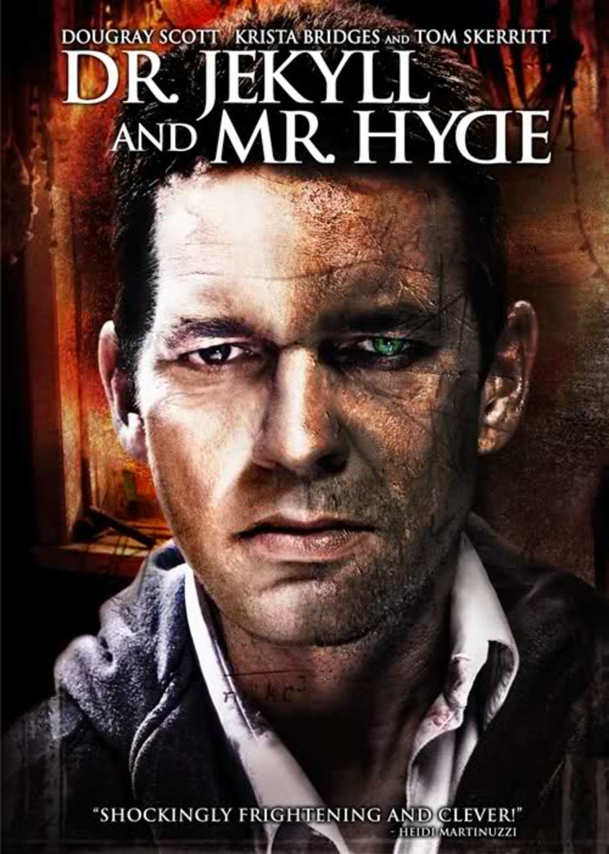 Dr. Jekyll and Mr. Hyde (2008) affiche