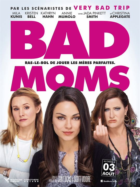 Bad Moms (vostfr)