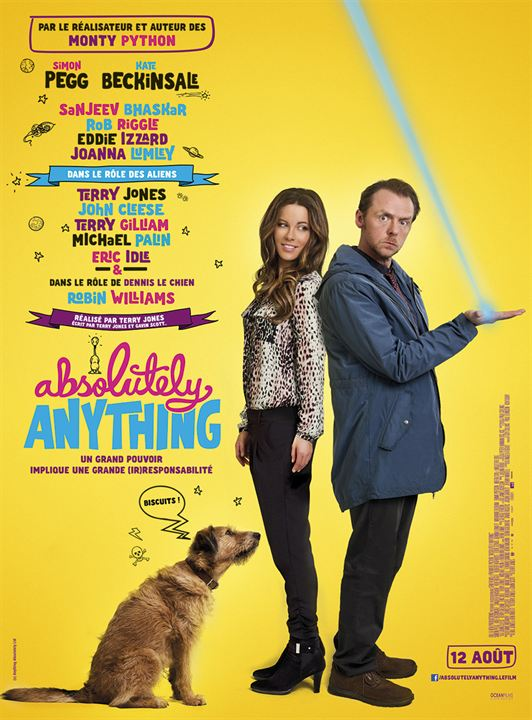 Absolutely Anything (vostfr)