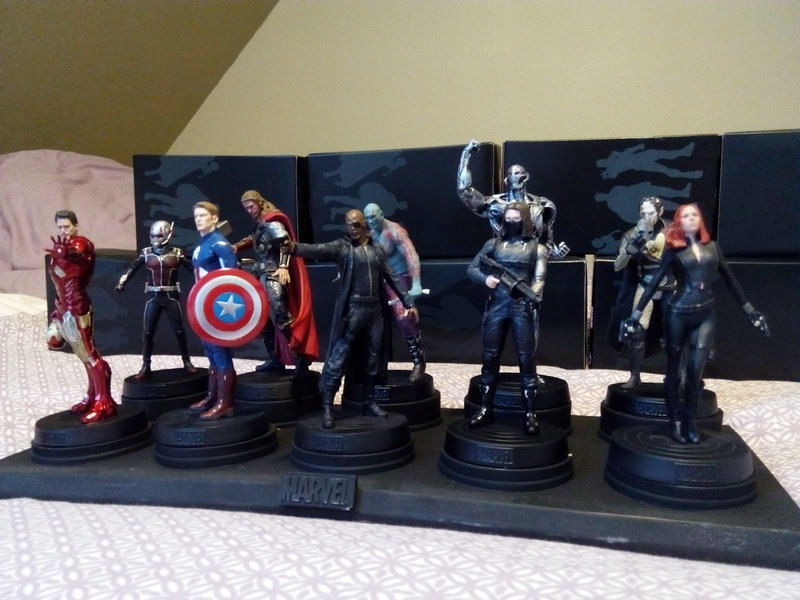 EAGLEMOSS MARVEL Movie Collection Issue 1 IRON MAN MAGAZINE seulement