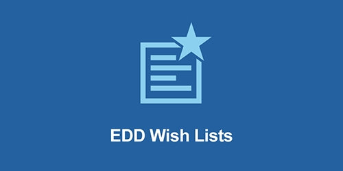 Wish Lists v1.1.3 - Easy Digital Downloads Add-On