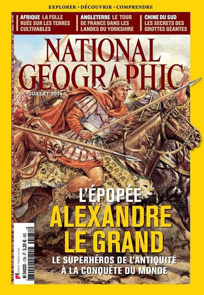 National Geographic No.178 - Alexandre Le Grand