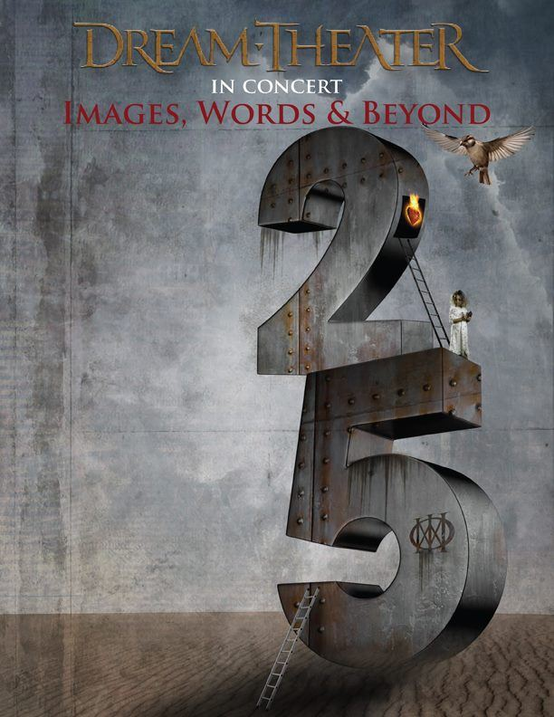 Dream Theater : Images, Words & Beyond