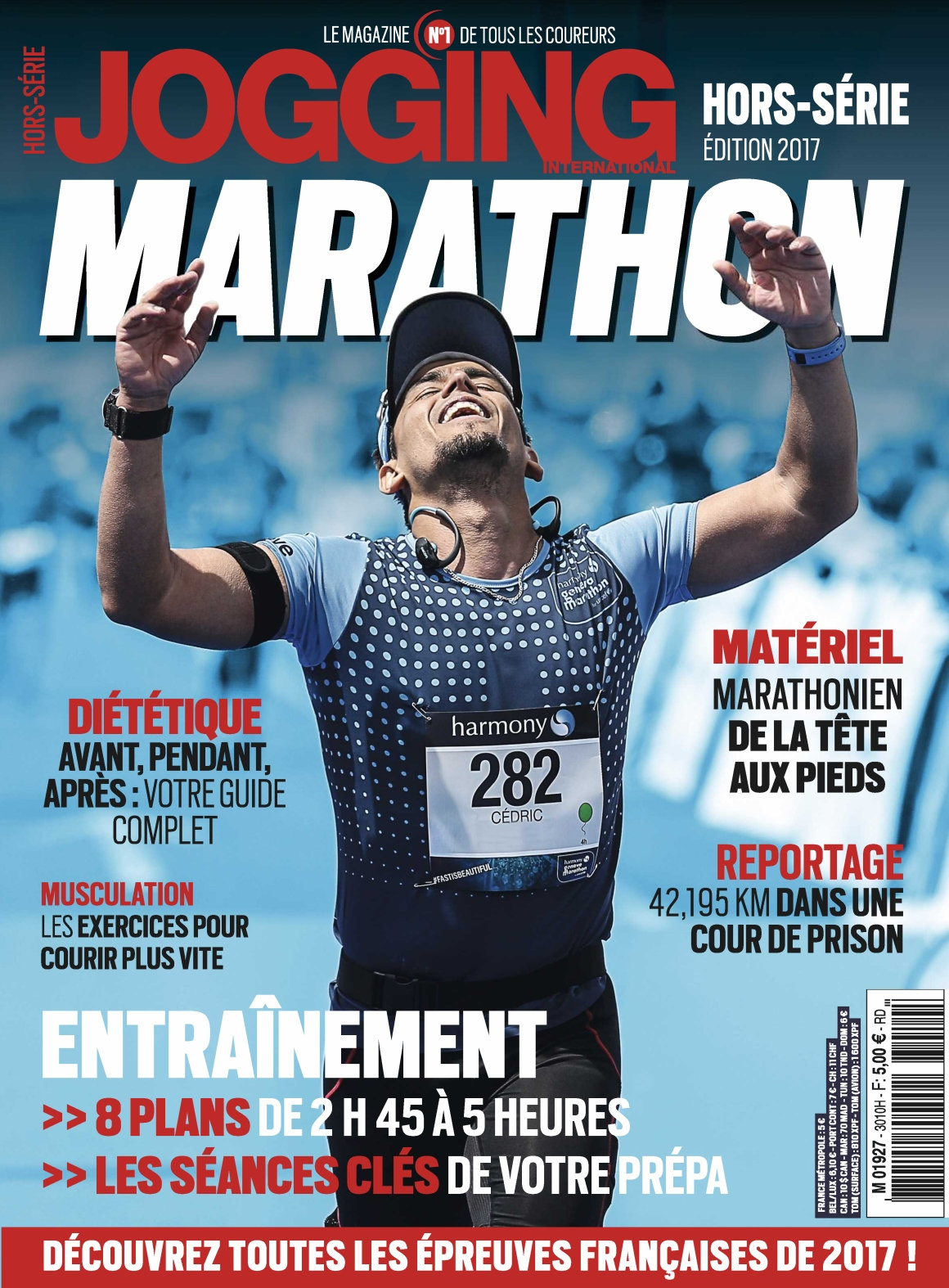 Jogging International Hors-Série 3010 - Marathon 2017