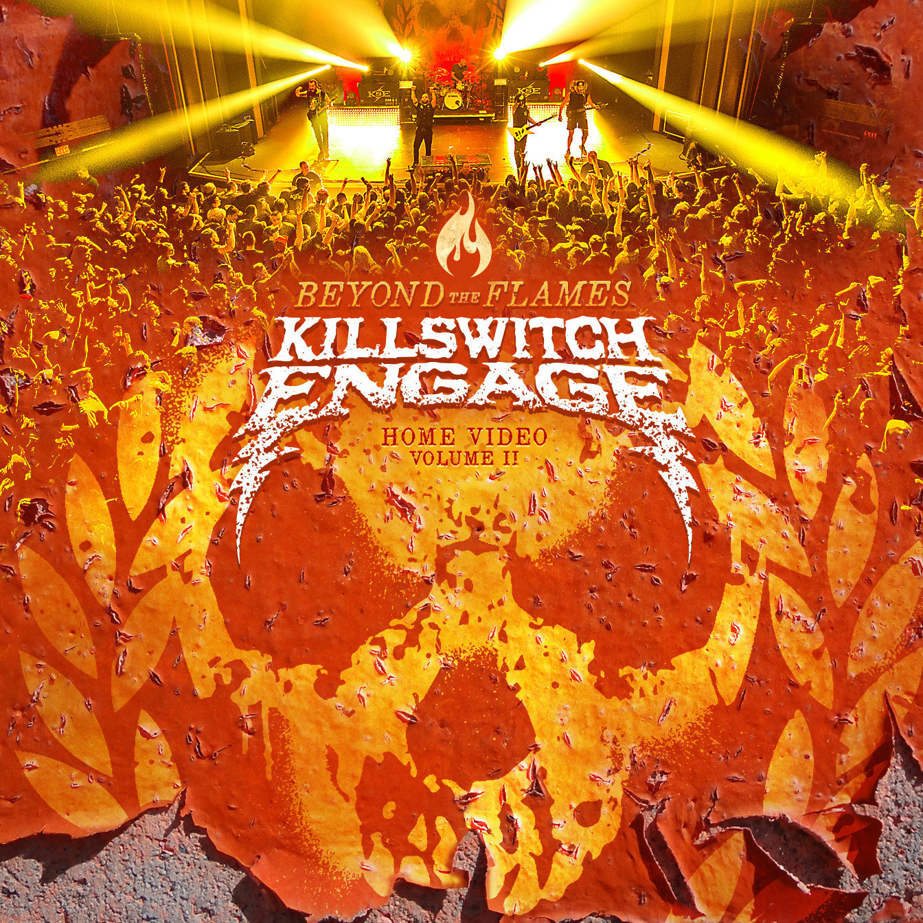 Killswitch Engage : Beyond The Flames : Home Video Part II