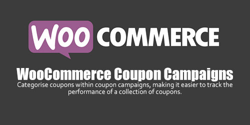 WooCommerce - Coupon Campaigns v1.0.3