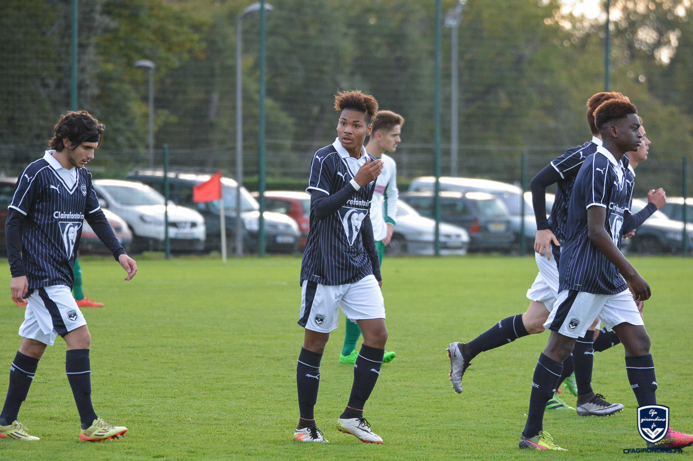 Cfa Girondins : Victoire à Villenave (0-3) - Formation Girondins
