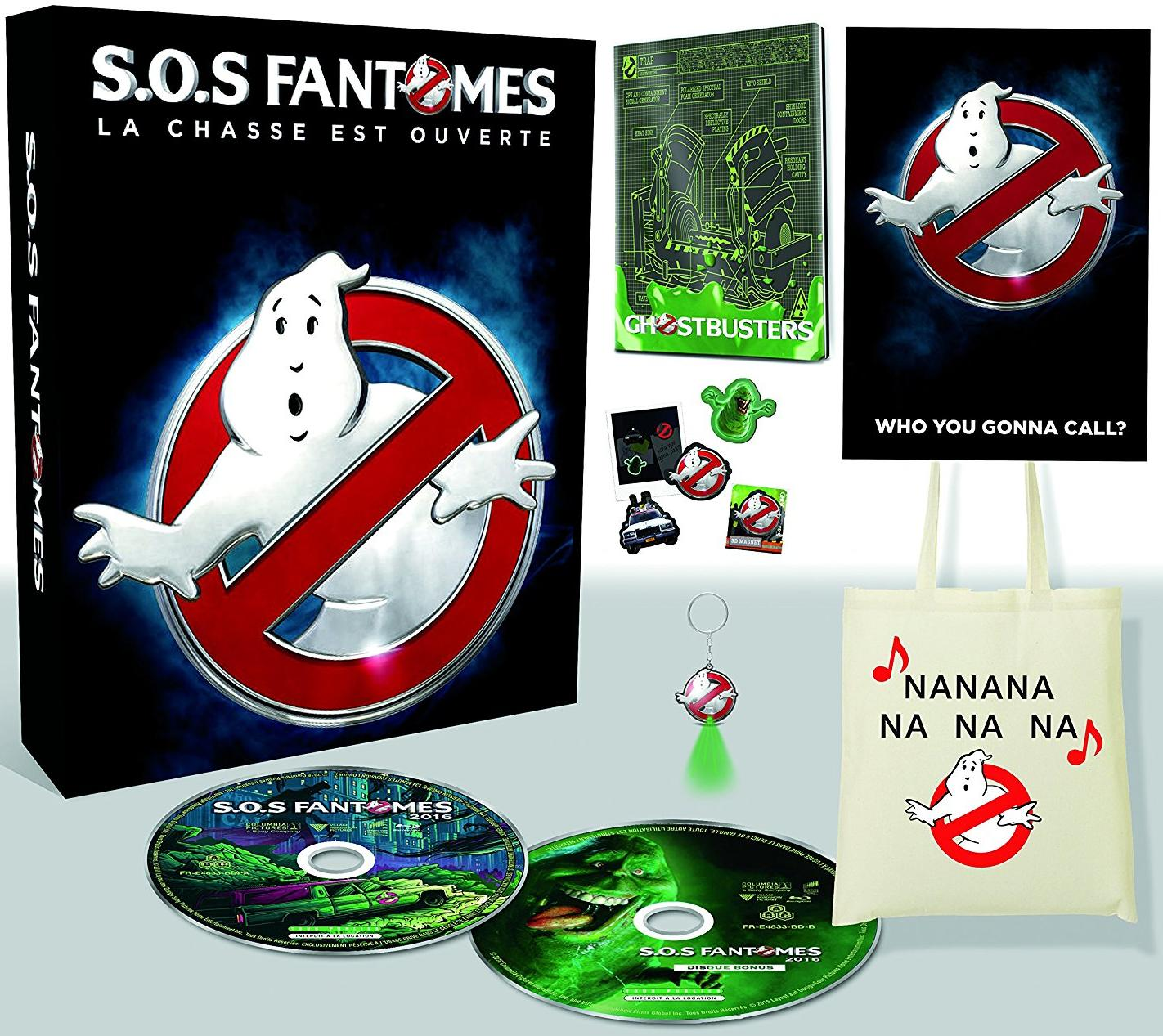 S.O.S. Fantômes - Coffret Collector
