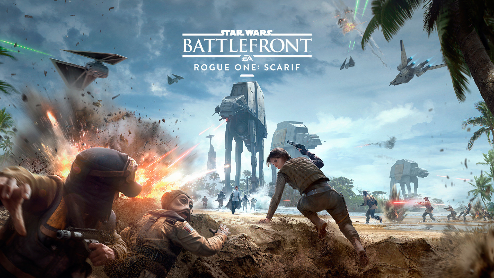Star Wars Battlefront : Rogue One - Scarif