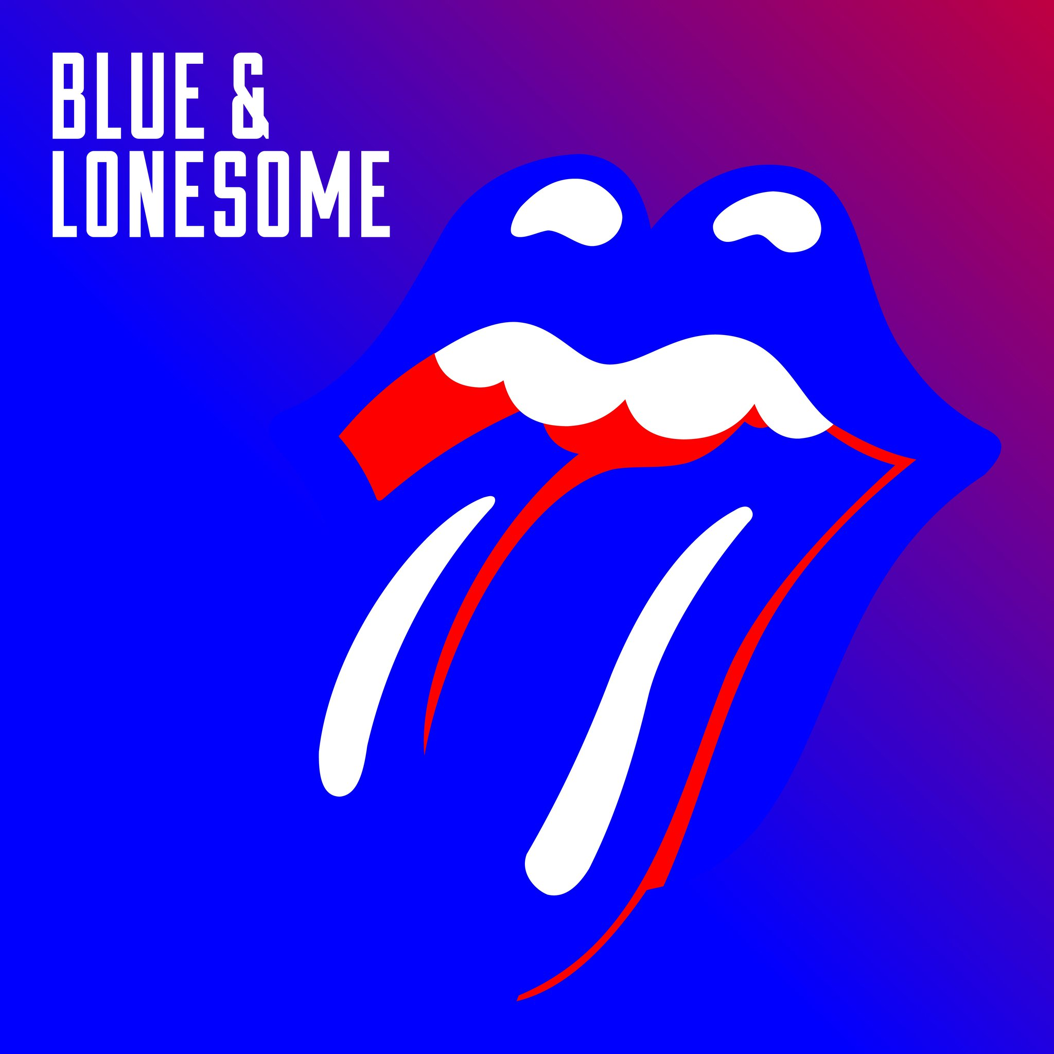 The Rolling Stones : Blue & Lonesome