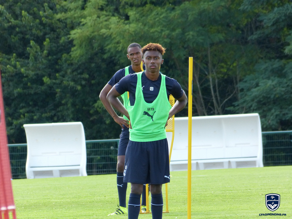 Cfa Girondins : Courte victoire à Bayonne (0-1) - Formation Girondins