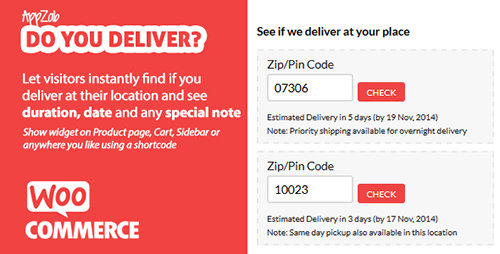 CodeCanyon - WooCommerce Do you Deliver? v1.2