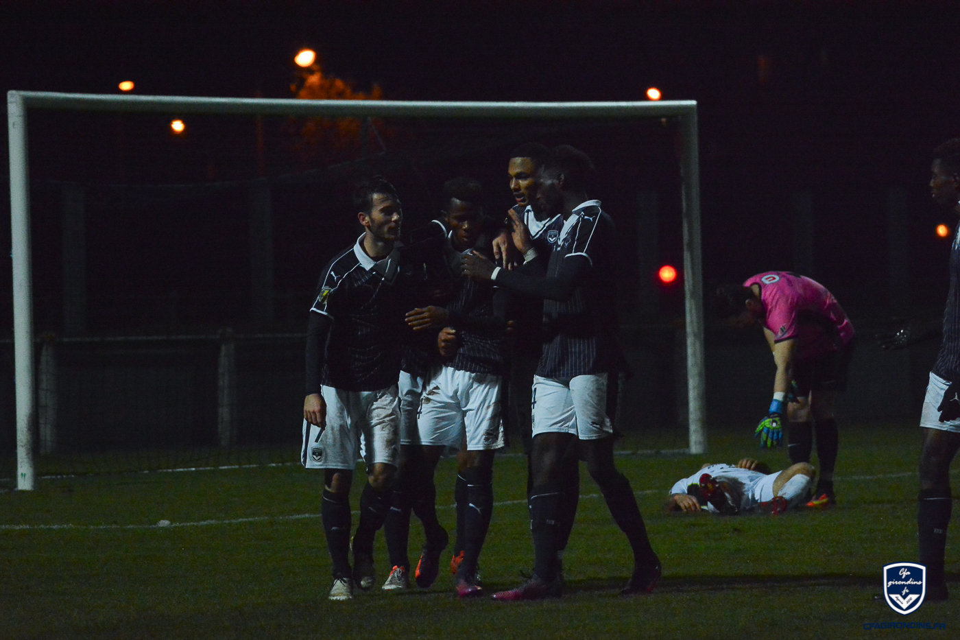 Cfa Girondins : Nouvelle victoire contre Cozes (4-2) - Formation Girondins