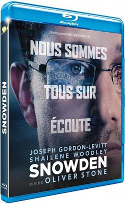 Snowden french bluray 1080p