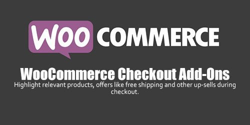 WooCommerce Checkout Add-Ons v1.9.1 NULLED