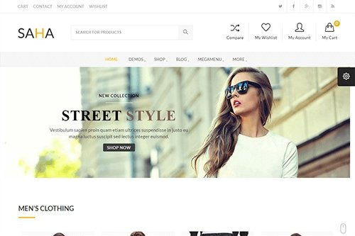 Theme-Junkie - Saha v1.0.3 - WordPress Theme
