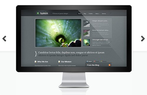 ElegantThemes - Lumin v4.8.6 - WordPress Theme