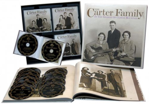 [MULTI]  Carter Family - In The Shadow Of Clinch Mountain Country (12 CD) - 1940