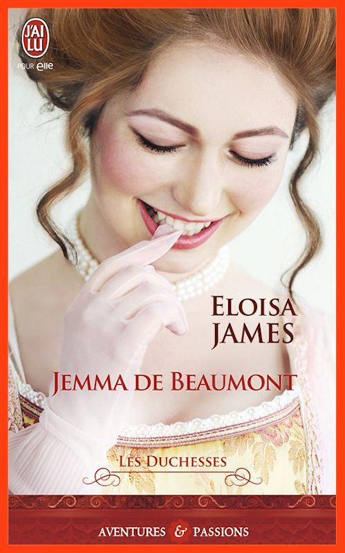 Jemma de Beaumont - Eloisa James