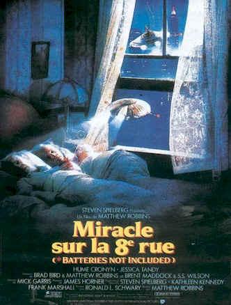 Miracle sur la 8ème rue affiche