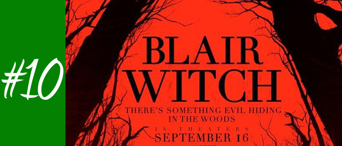 #10 : Blair Witch d'Adam Wingard