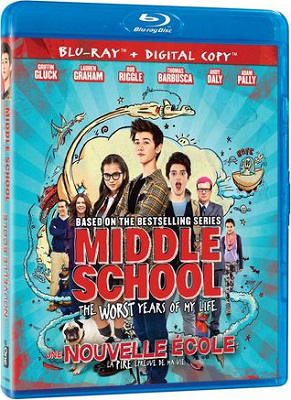 Middle School: The Worst Years of My Life french bluray 1080p