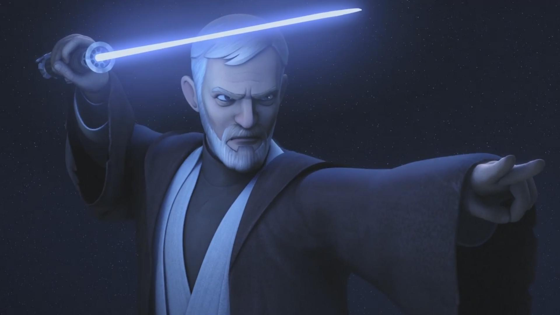 Obi-Wan Kenobi - Star Wars Rebels