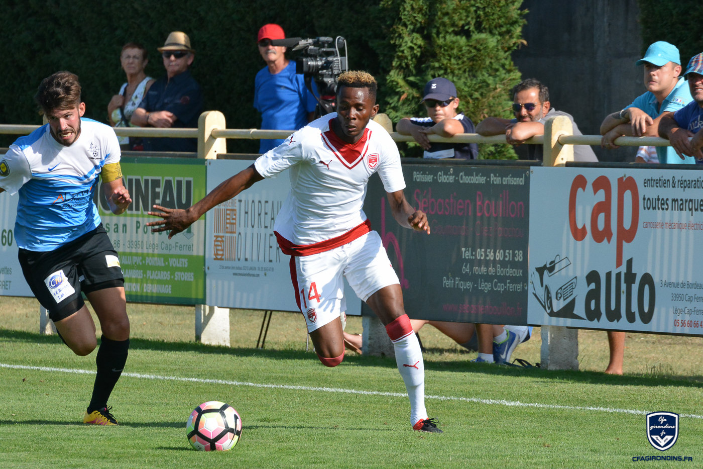 Cfa Girondins : Match nul contre Limoges (1-1) - Formation Girondins