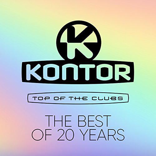 VA   Kontor Top Of The Clubs   The Best Of 20 Years  2017