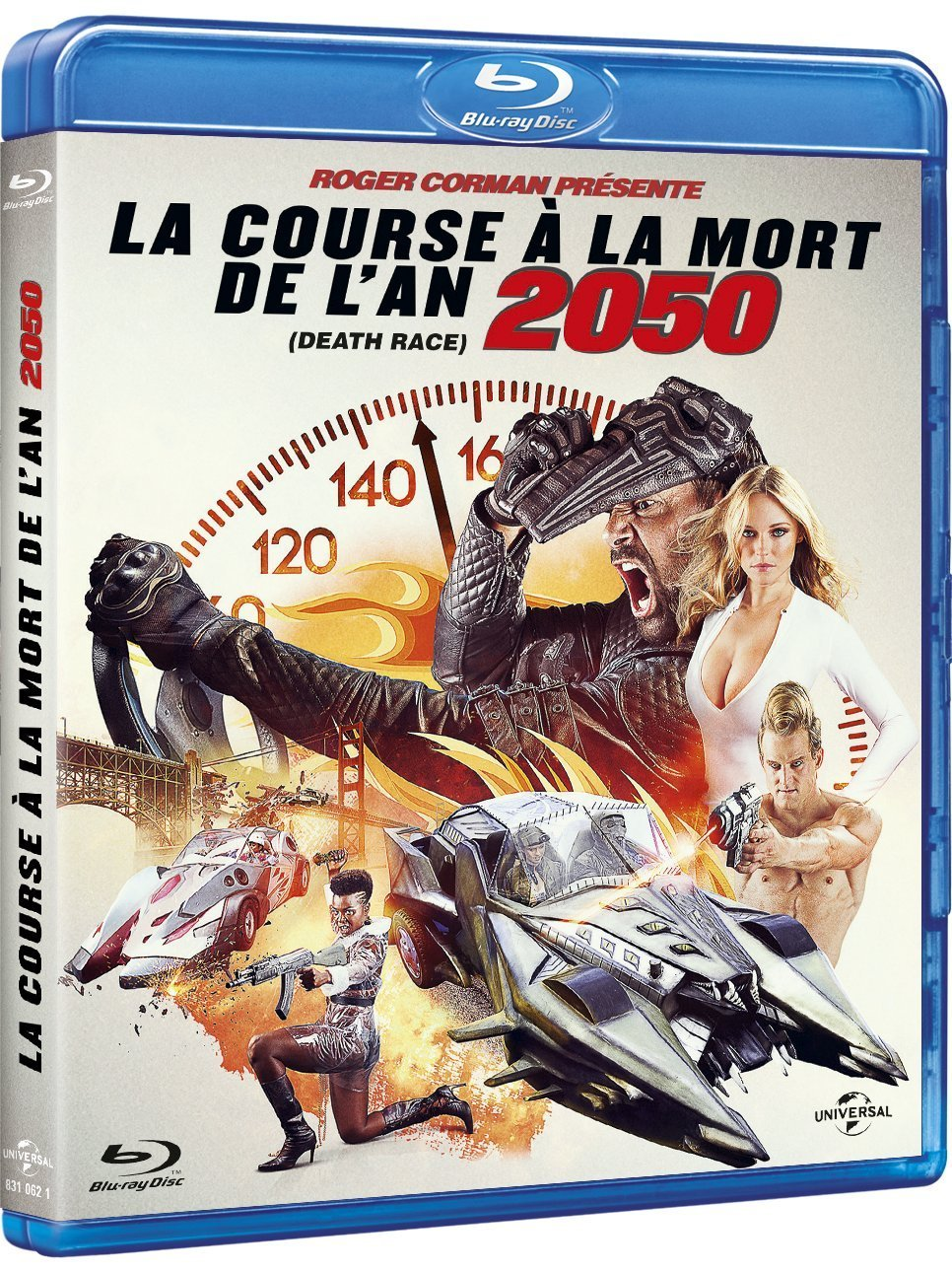 Death Race 2050 : La Course A La Mort De L'An 2050