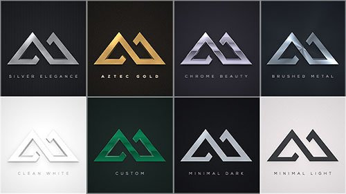 VideoHive - Elegant Logo Reveals Pack - Project for After Effects