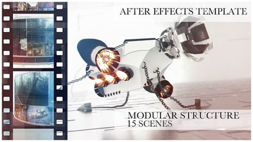 VideoHive - Rotatus 4 - Project for After Effects